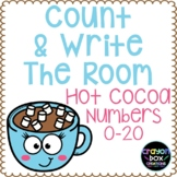 Count and Write the Room Hot Cocoa 0-20