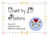 Count by 10 Posters