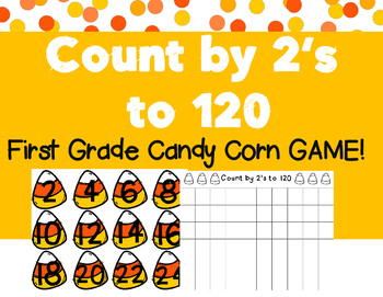 Count by 2's to 120 GAME