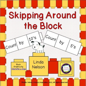 Count by 5, Count by 10: Skipping Around the Block