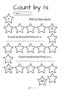 Count by Numbers Beginner