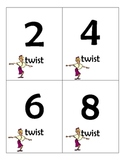 Count by twos