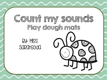 Count my Sounds Freebie