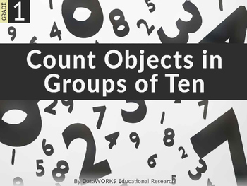 Count objects in groups of ten