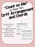 Count on Me - Pop Music Arrangement - Orff Percssion, Guit