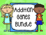 Count on addition games