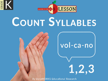 Count Syllables