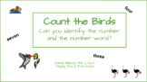 Count the Birds: Numbers and Number Words