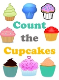 Count the Cupcakes 1-10