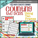 Back-to-School: Count the Days Using Ten-Frames