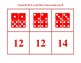 Count the Dots on the Dice to 25 Concentration Red Game