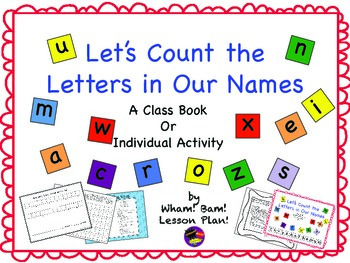 Count the Letters in Your Name