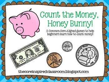 Count the Money, Honey Bunny!