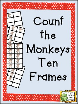 Count the Monkeys Flash Frames 1 - 20