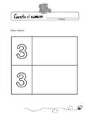Spanish - Cuenta el Numero (Count the Number)