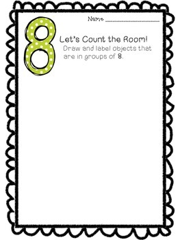 Count the Room: 1-12