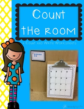 Count the Room 1-20