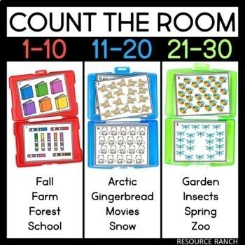 Count the Room Twelve Sets