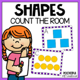 Count the Room - 2D Shapes