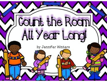 Count the Room All Year Long!