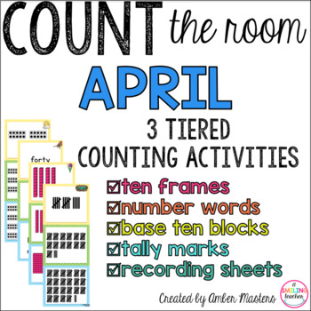 Count the Room April