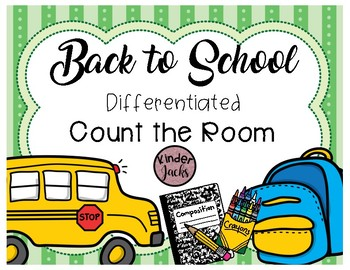 Count the Room - Back to School Edition