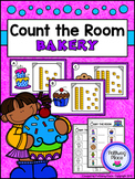 Count the Room: Base Ten Blocks - Bakery