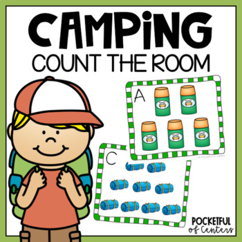 Count the Room - Camping