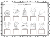 Count the Room Christmas Pack