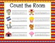 Count the Room - Circus - Differentiated