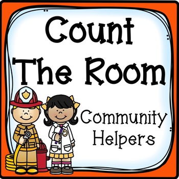 Count the Room - Community Helpers