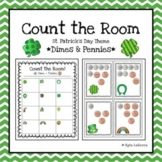 Count the Room! Dimes & Pennies