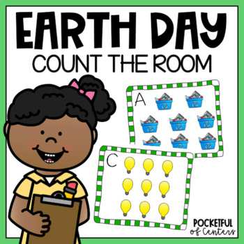 Count the Room - Earth Day