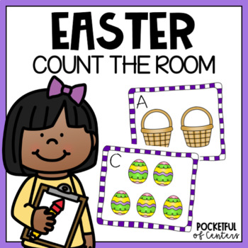 Count the Room - Easter