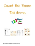 Count the Room-- Fall items