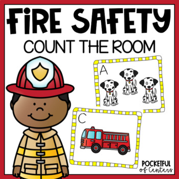 Count the Room - Fire Safety