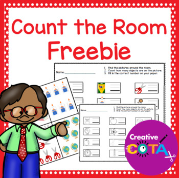 Count the Room Freebie