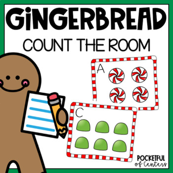 Count the Room - Gingerbread