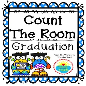 Count the Room - Graduation Monsters - Differentiated