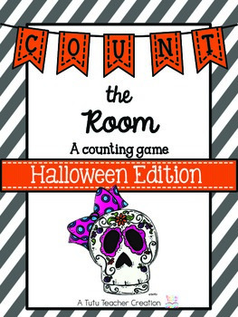 Count the Room:  Halloween Edition