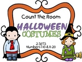 Count the Room - Halloween {K.CC.A.3 & K.NBT.A.1}