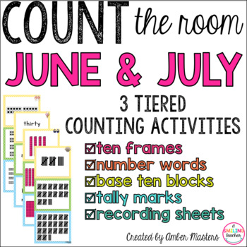 Count the Room June