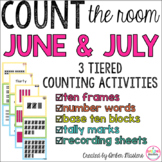 Count the Room June and July