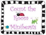 Count the Room Minibeasts