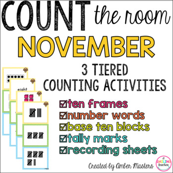 Count the Room November