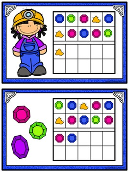 Count the Room: Numbers 1-10 and 11-20 - Little Miners