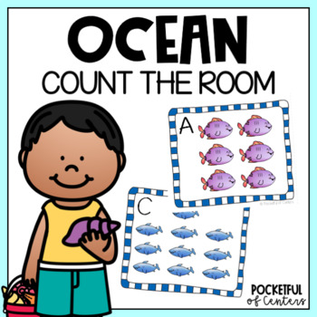 Count the Room - Ocean Animals