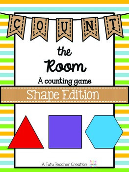 Count the Room:  Shape Edition