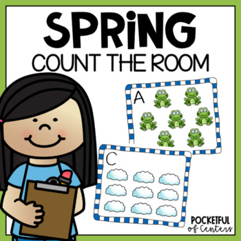 Count the Room - Spring