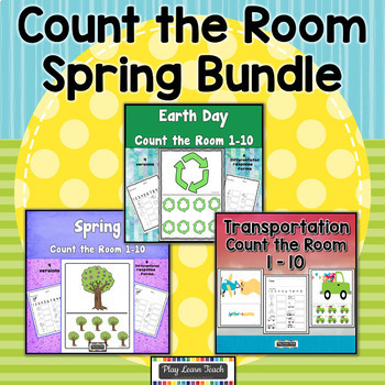 Count the Room Spring Bundle